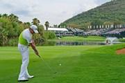 2013年 ネッドバンクゴルフチャレンジ 3日目 ジェイミー・ドナルドソン