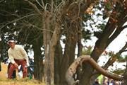 2013年 ゴルフ日本シリーズJTカップ 最終日 山下和宏