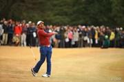 2013年 ゴルフ日本シリーズJTカップ 最終日 宮里優作