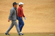 2013年 ゴルフ日本シリーズJTカップ 最終日 宮里優作&谷原秀人