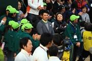2013年 ゴルフ日本シリーズJTカップ 最終日 松山英樹