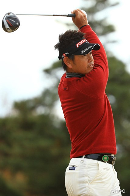 2013年 ゴルフ日本シリーズJTカップ 最終日 藤田寛之 最終日は「69」でホールアウト。藤田は4連覇のかかっていた最終戦を8位タイで終えた