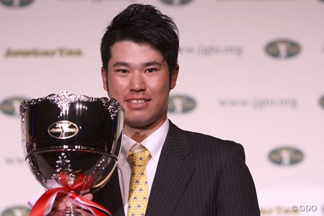 史上最多となる本賞9冠を達成した松山英樹