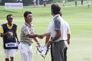 2013年 タイランドゴルフ選手権 3日目 河野祐輝 バッバ・ワトソン