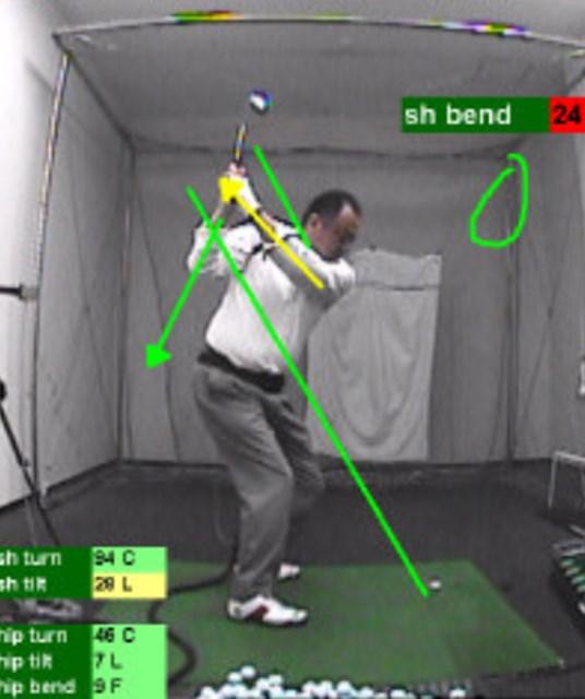 golftec コンパクトかつクラブの運動量UP 2-2
