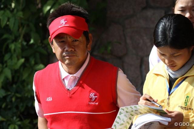 ロイヤルトロフィ初出場の藤田寛之。マッチプレーで明るい兆しを掴めるか?