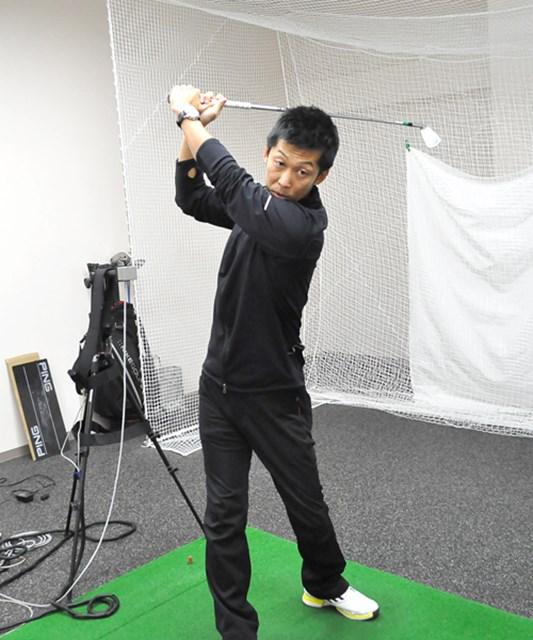 golftec 下半身ですぐ改善すべきところは? 4-2