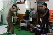2013年 石川遼合同自主トレーニング  石川遼
