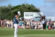 2014年 ボルボゴルフチャンピオンズ 事前 ルイ・ウーストハイゼン
