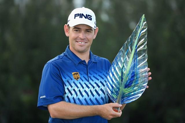 昨年、最終日に逆転優勝を果たしたルイ・ウーストハイゼン(Richard Heathcote/Getty Images)