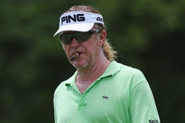 ついに50歳となったヒメネス。衰えは感じさせない(Getty Images)