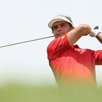 アルバトロスを記録したJ.ルイテンが単独首位に浮上(Getty Images) 2014年 ボルボゴルフチャンピオンズ 2日目 ジュースト・ルイテン