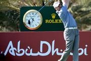 2014年 アブダビHSBCゴルフ選手権 2日目 クレイグ・リー