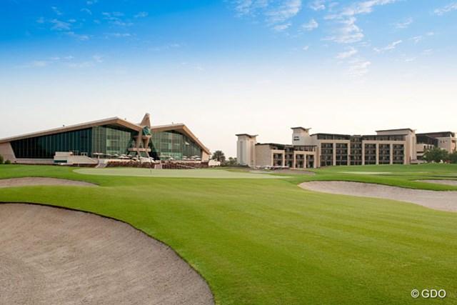 国を挙げた観光客誘致で発展を続けるアブダビゴルフクラブ(提供:アブダビGC)