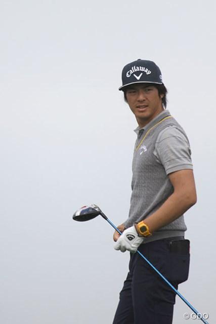 決勝ラウンドへ石川は「僕としては楽しみ」と上位進出の意気込みを語った
