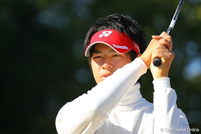08年の内容に満足しない石川遼が更なる進化を目指しオフシーズンを迎える