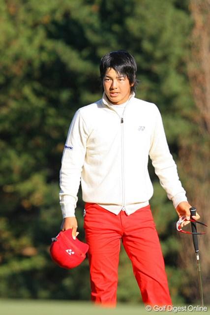 今季最終戦を5位タイで終えた石川遼。来季の活躍への期待が早くも高まる