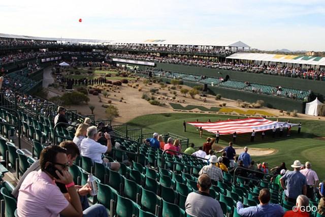 ここにいるだけで、1日楽しく過ごせそう。歩かなくて良いから、新しいゴルフの楽しみ方とも言えますね。