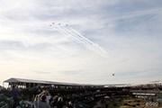 2014年 ウェイストマネジメント フェニックスオープン 事前 飛行機