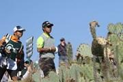 2014年 ウェイストマネジメント フェニックスオープン 3日目 松山英樹