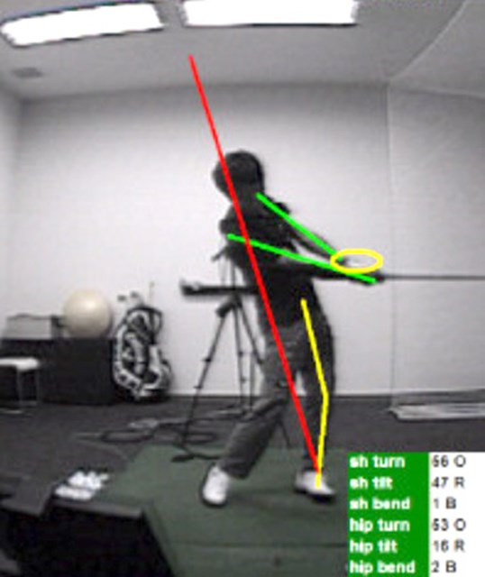 golftec すくい上げる悪癖の連鎖を解消! 1-1