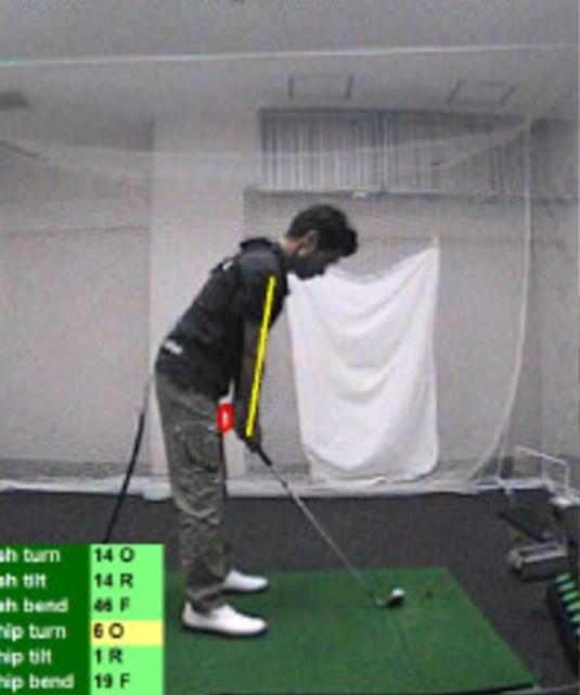 golftec すくい上げる悪癖の連鎖を解消! 2-2