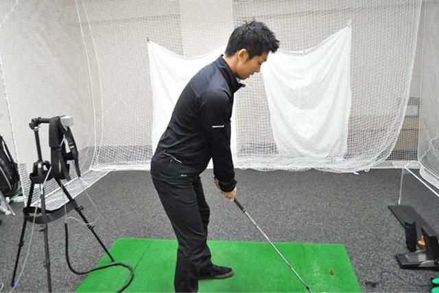 golftec すくい上げる悪癖の連鎖を解消! 3-1