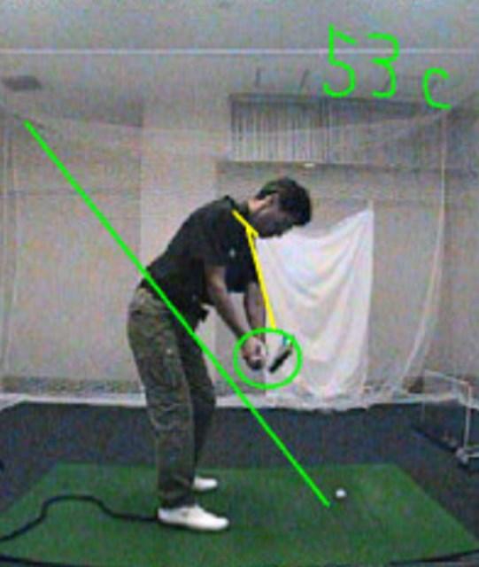golftec すくい上げる悪癖の連鎖を解消! 3-2