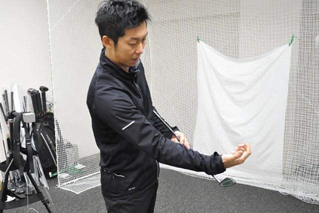 golftec すくい上げる悪癖の連鎖を解消! 5-1