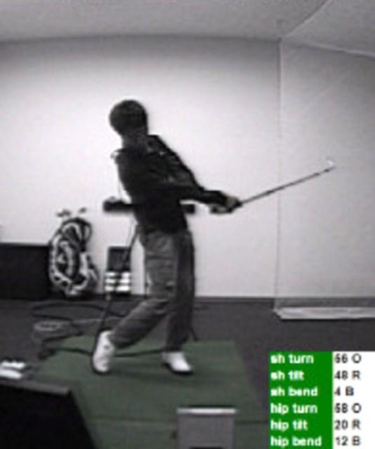golftec すくい上げる悪癖の連鎖を解消! 6-1