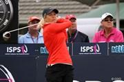 2014年 ISPSハンダオーストラリアン女子オープン 初日 スーザン・ペターセン