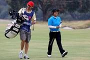 2014年 ISPSハンダオーストラリアン女子オープン 初日 野村敏京