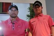2014年  ジャパンゴルフフェア 薗田峻輔