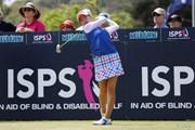 2014年 ISPSハンダオーストラリアン女子オープン 3日目 チェラ・チョイ