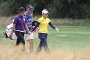 2014年 ISPSハンダオーストラリアン女子オープン 3日目 上原彩子&野村敏京