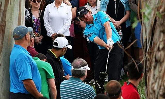 リビエラのムービングデー、ウィリアム・マガートが混戦を抜け出した(Dunn/Getty Images)
