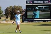 2014年 ISPSハンダオーストラリアン女子オープン 最終日 カリー・ウェブ