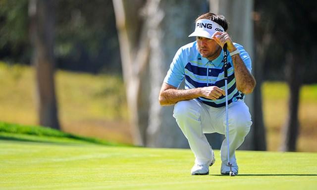 2012年のマスターズ以来となる勝利を掴んだバッバ・ワトソン(Chris Condon/PGA TOUR)