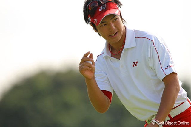 4日間を戦い抜いた石川遼。今週掴んだ自信で、来週の「日本オープン」に挑む!