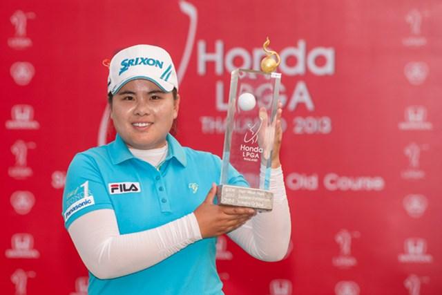 昨年、2位タイで終わるかと思われた朴仁妃がまさかの逆転勝利で幕を閉じた(Victor Fraile/Getty Images)