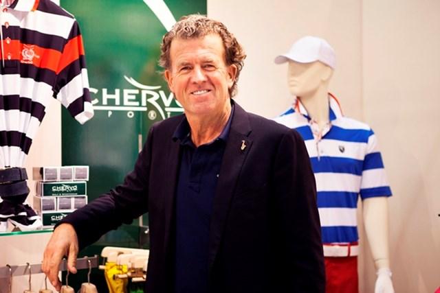 シェルボ編『ゴルフ業界トップに聞く2014年の展望』 シェルボ 副社長 ペーテル・エルラッケル
