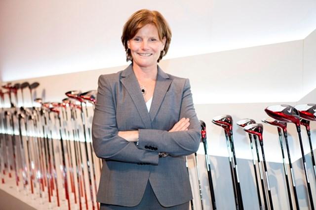 ナイキ編『ゴルフ業界トップに聞く2014年の展望』 ナイキゴルフ CEO シンディ・デービス