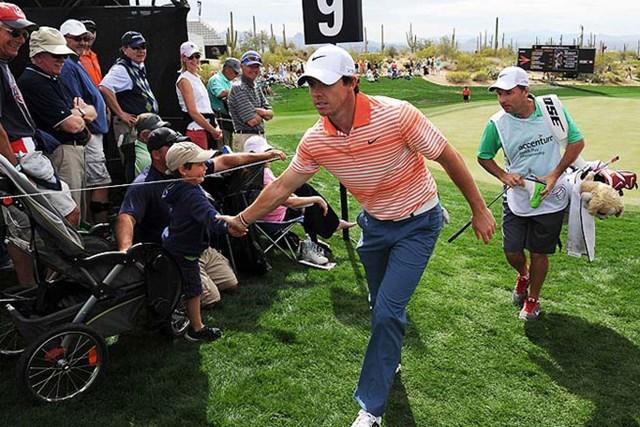 2012年の大会覇者R.マキロイがいよいよ本格シーズンインする (Stan Badz/PGA TOUR)