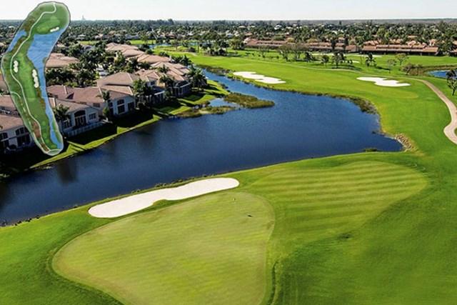 PGAナショナル 16番ホール(PGA TOUR)