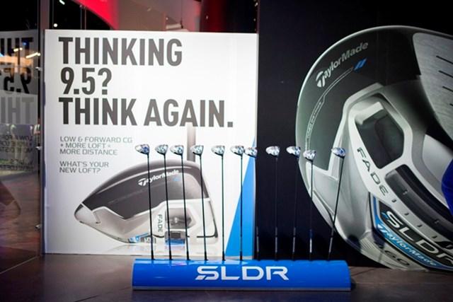"""テーラーメイド/ゴルフ活性化に向けての仕掛けとは『ゴルフ業界トップに聞く2014年の展望』 """"10年に1度の製品と言えるほどの完成度""""を誇る2013年に発売した""""SLDRドライバー"""""""