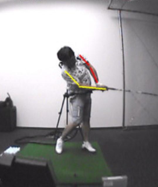 golftec 飛ばしたいなら右手で叩かない! 1-1