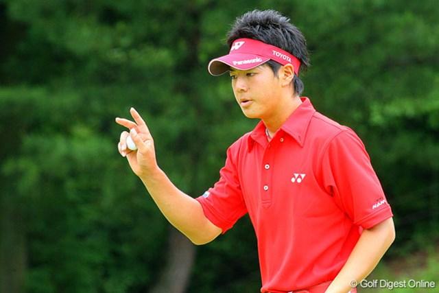 4日間を通して良いスイングができつつある、と話す石川遼。実りある4日間となったようだ