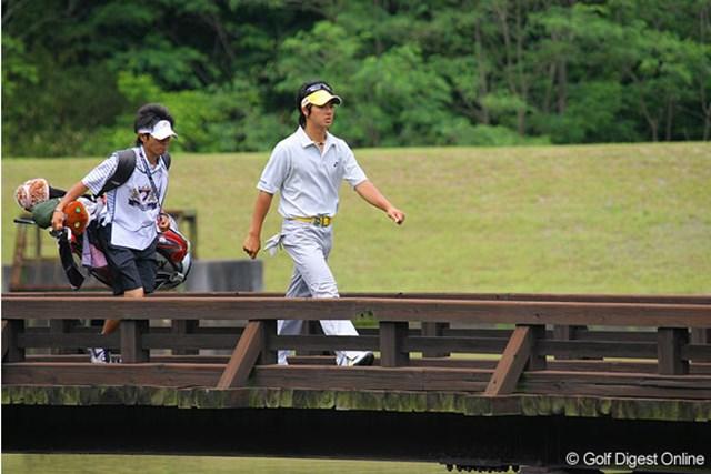 見せ場も作ったが、出入りの激しさが予選落ちへと繋がった石川遼