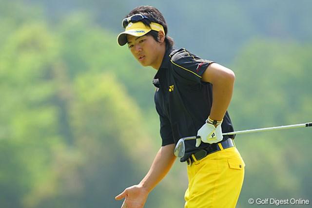 石川遼 パットに苦しみ、プロ初メジャーは予選落ちに終わった石川遼