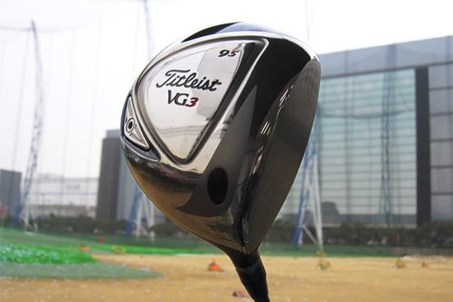 新製品レポート タイトリスト VG3 ドライバー 調整機能が搭載「タイトリスト VG3 ドライバー」を試打レポート
